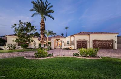 Scottsdale Single Family Home For Sale: 11725 N 101st Street