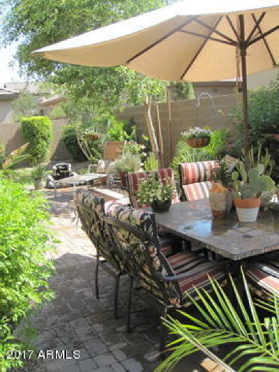 Phoenix Single Family Home UCB (Under Contract-Backups): 3930 E Pollack Street