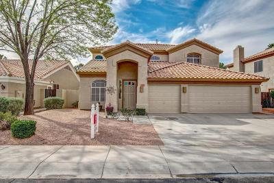 Tempe Single Family Home For Sale: 9730 S La Rosa Drive