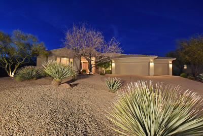 Scottsdale Single Family Home For Sale: 10182 E Happy Hollow Drive