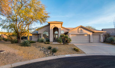 Scottsdale Single Family Home For Sale: 9759 E Balancing Rock Road