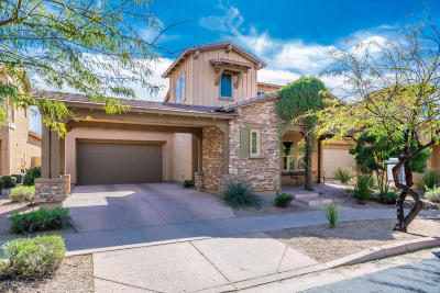 Single Family Home For Sale: 9325 E Via De Vaquero Drive