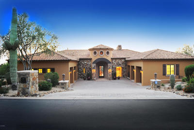 Scottsdale Single Family Home For Sale: 27148 N 97th Place