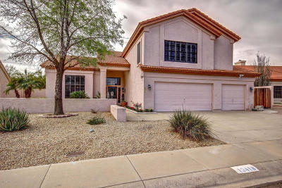 Phoenix Single Family Home For Sale: 13418 S 38th Street