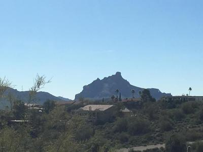 Fountain Hills Residential Lots & Land For Sale: 11429 N Baron Drive