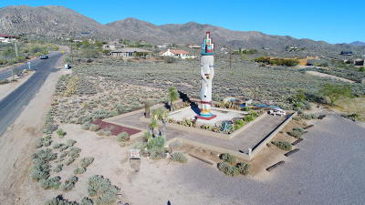 Cave Creek Residential Lots & Land For Sale: N Old Mine Road