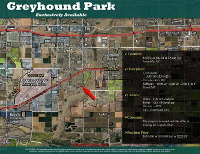 Avondale Residential Lots & Land For Sale: 1125 S 4th Street