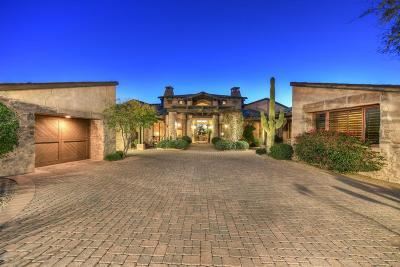Scottsdale Single Family Home For Sale: 9997 E Blue Sky Drive