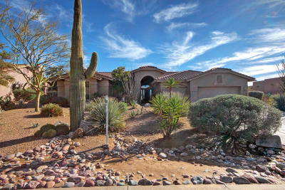 Scottsdale Single Family Home For Sale: 7319 E Bent Tree Drive