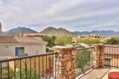 Verrado Condo/Townhouse For Sale: 3466 N Hooper Street