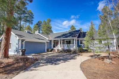 Flagstaff Single Family Home For Sale: 2182 Amiel Whipple