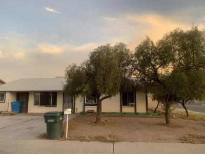 Phoenix Single Family Home For Sale: 4739 W Almeria Road