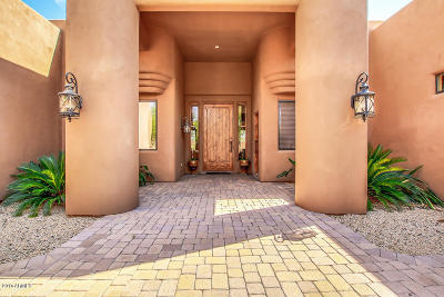 Scottsdale Single Family Home For Sale: 8553 E Preserve Way
