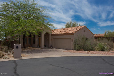 Scottsdale Single Family Home For Sale: 11988 N 136th Way