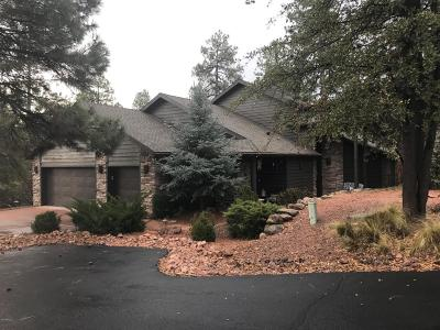 Payson Single Family Home For Sale: 2508 E Pine Island Lane