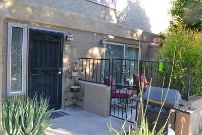Scottsdale Condo/Townhouse For Sale: 4601 N 73rd Street #12