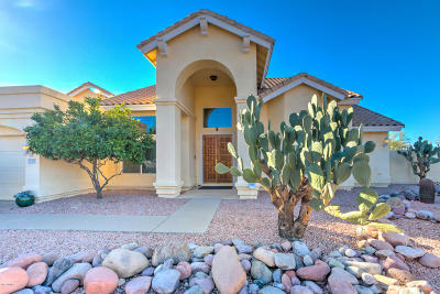 Phoenix Single Family Home For Sale: 1727 E South Fork Drive