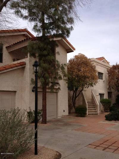 Scottsdale Condo/Townhouse For Sale: 7800 E Lincoln Drive #2041
