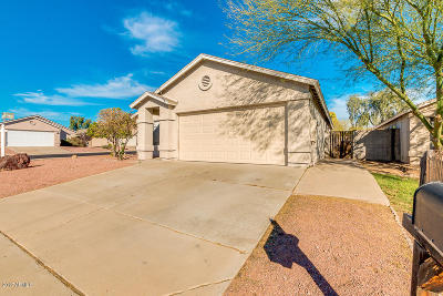 Phoenix Single Family Home For Sale: 22429 N 31st Drive