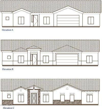 Wittmann Single Family Home For Sale: 28512 N Bush Street