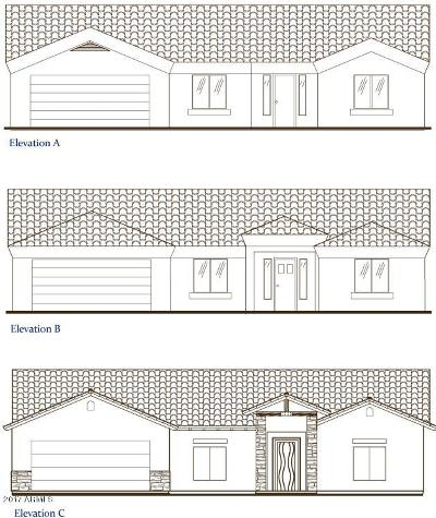 Wittmann Single Family Home For Sale: 28224 N Bush Street