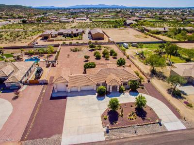 Peoria Single Family Home For Sale: 6807 W Mariposa Grande Lane