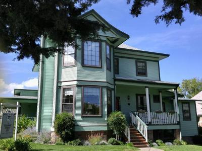 Prescott Single Family Home For Sale: 142 S Pleasant Street
