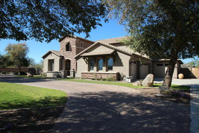 Surprise Single Family Home For Sale: 14392 W Becker Lane