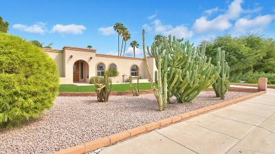 Scottsdale Single Family Home For Sale: 5108 E Corrine Drive