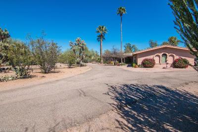 Scottsdale Single Family Home For Sale: 11617 N Sundown Drive