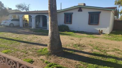 Phoenix Single Family Home For Sale: 6216 W Pierson Street