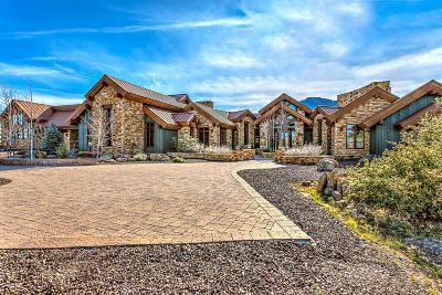 Prescott Single Family Home For Sale: 4665 W Phantom Hill Road