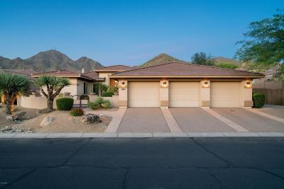 McDowell Mountain Ranch Single Family Home For Sale: 11416 E Autumn Sage Drive