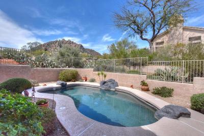 Scottsdale Single Family Home For Sale: 11512 E De La O Road