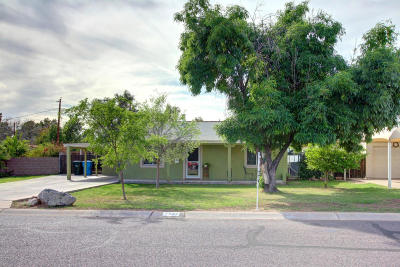 Phoenix Single Family Home For Sale: 3232 N 27th Place