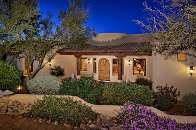 Fountain Hills Single Family Home For Sale: 16622 E Emerald Drive