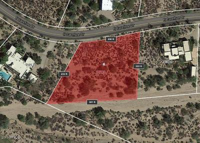 Carefree Residential Lots & Land For Sale: 8509 E Carefree Drive