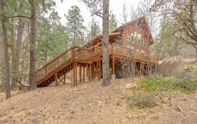 Prescott Single Family Home For Sale: 2998 E Pine Meadow Road