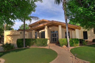 Tempe Single Family Home For Sale: 7617 S Willow Drive