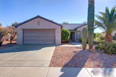 Sun City Grand Single Family Home For Sale: 19727 N Desert Song Way