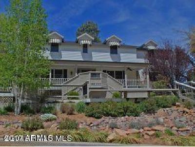Prescott Single Family Home For Sale