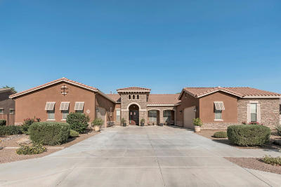 Queen Creek Single Family Home For Sale: 22692 S 201st Street