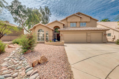 Chandler Single Family Home For Sale: 5353 W Harrison Court