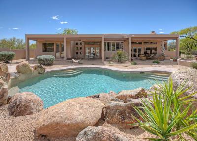 Scottsdale Single Family Home For Sale: 8448 E Via Montoya