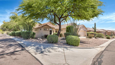 Gold Canyon Single Family Home For Sale: 5235 S Red Yucca Lane