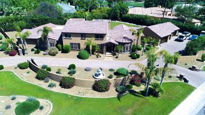 Paradise Valley Single Family Home For Sale: 8625 N Morning Glory Road