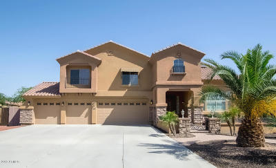 Chandler Single Family Home For Sale: 11630 E Regal Court