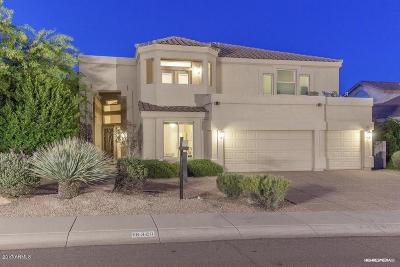 Fountain Hills Single Family Home For Sale: 16320 E Crystal Ridge Drive