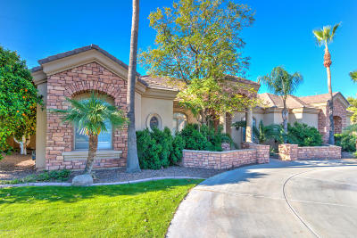 Mesa Single Family Home UCB (Under Contract-Backups): 3453 E Decatur Street