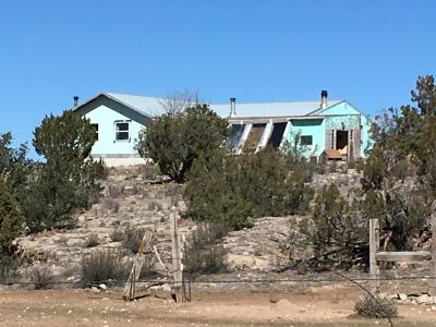 Seligman Single Family Home For Sale: 636 Lucky Dog Ranch